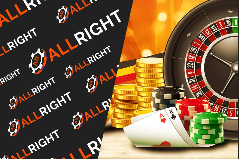 Бездепозитный бонус в All Right Casino