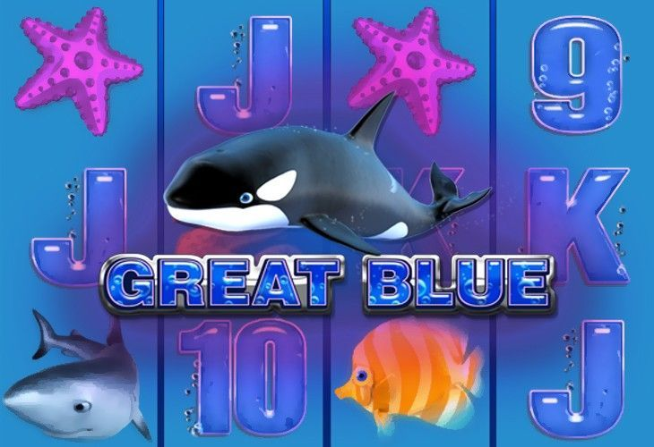 Great Blue (Дельфинчик)