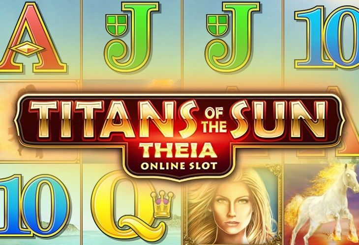 Titans of the Sun: Theia (Титаны Солнца - Тея)